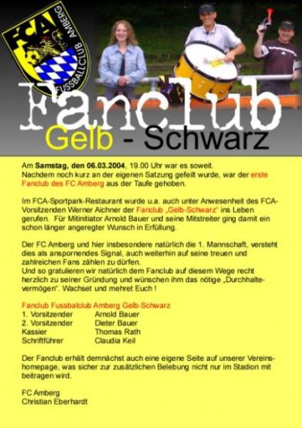 Jetzt geht`s los. Der FC Amberg peilt die Regionalliga an.