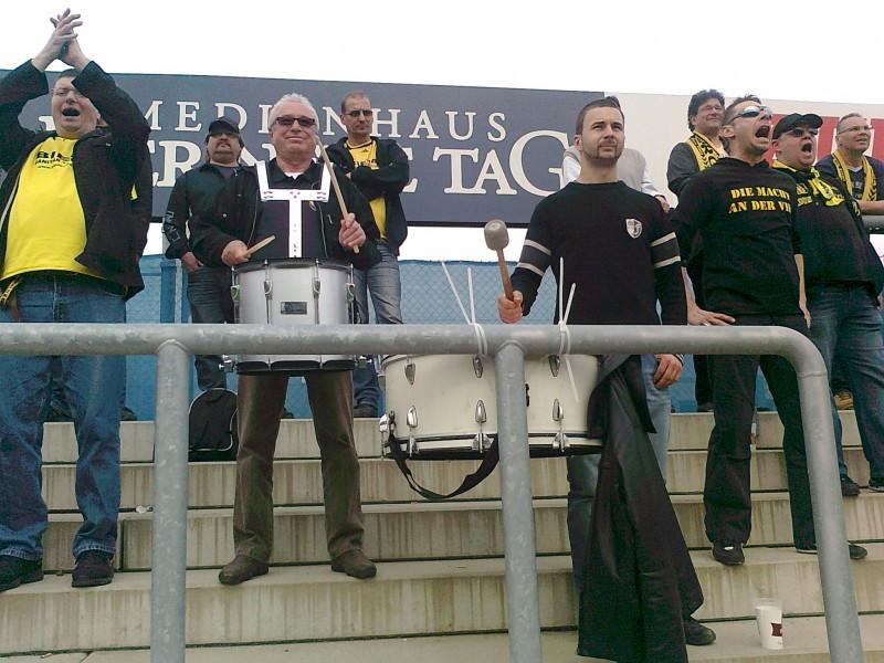 SpVgg SV Weiden - FC Amberg 0:0 Rassiges Derby endet Unentschieden.