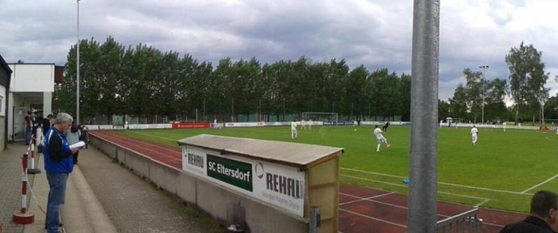 Wiedergutmachung gelingt in Eltersdorf nicht. Amberg unterliegt mit 0:1
