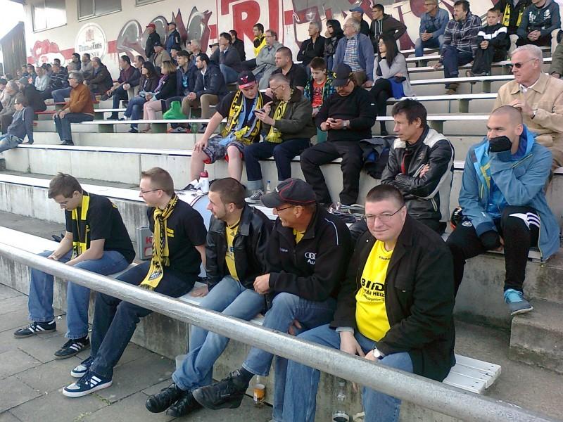 FC Amberg wird in Regensburg von der Jahn Reserve mit 6:0 abgeschossen.