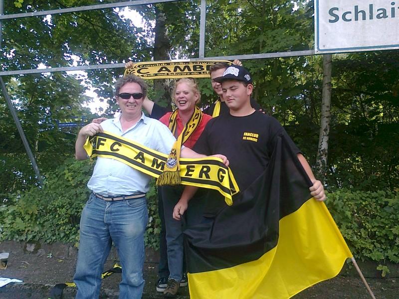 FC Amberg kassiert beim Jahn Forchheim mit 3:2 die erste Auswärtsniederlage.