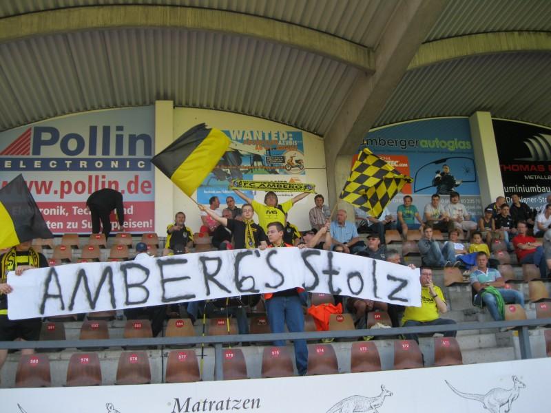 Furioses Spiel: FC Amberg - TSV Großbardorf trennen sich nach einem starkem Spiel mit 2:2