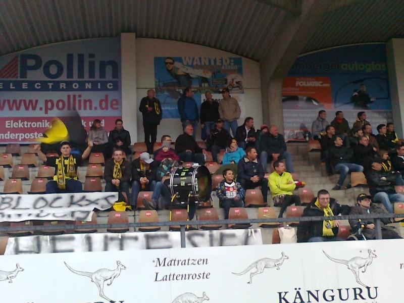 FC Amberg - Würzburger FV 3:0  Auch die Würzburger müssen sich dem FC Amberg beugen.