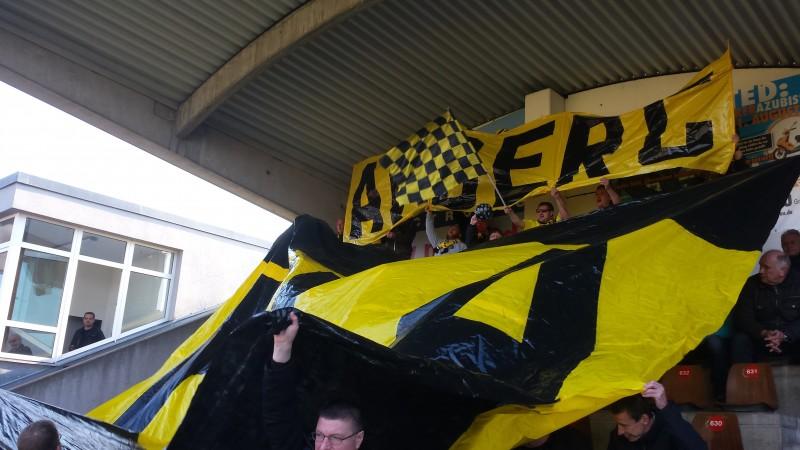 Heimspiel: FC Amberg - TSV Rain/Lech am 10.10. 15 um 14:00 Uhr