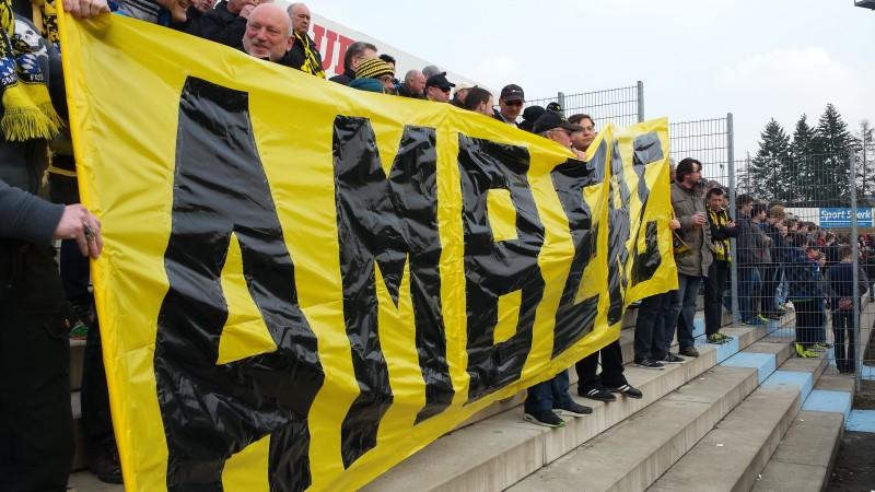 FC Amberg bleibt auch in Weiden ungeschlagen. Spvgg SV Weiden - FC Amberg 1:1