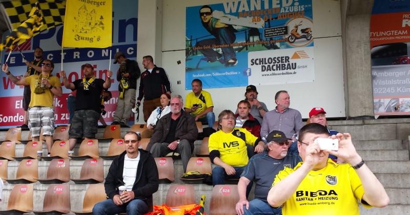 "FC Amberg - SV Memmelsdorf 3:0 ""Arbeitssieg"", Abhaken Passt."