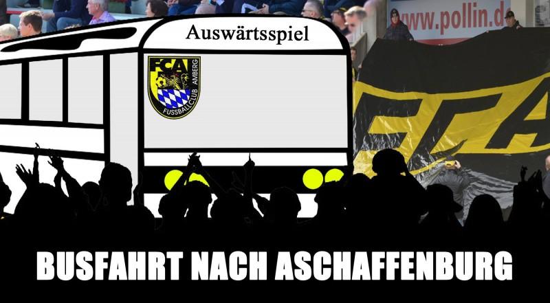 Aschaffenburg wir kommen.