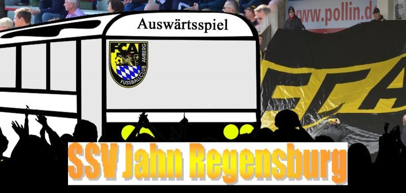 Neuer Anlauf. Mit dem Bus zum Jahn Regensburg.