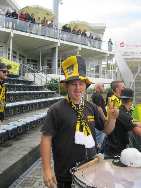 Illertissen entführt 3 Punkte vom Schanzl. FC Amberg - FV Illertissen 1:2