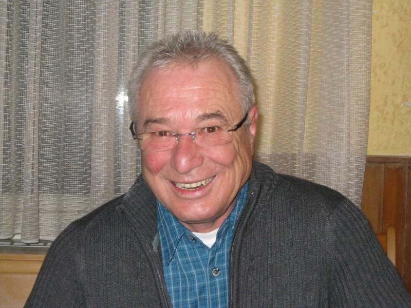 Unser Fanclubmitglied Alfred Seppi wird 70