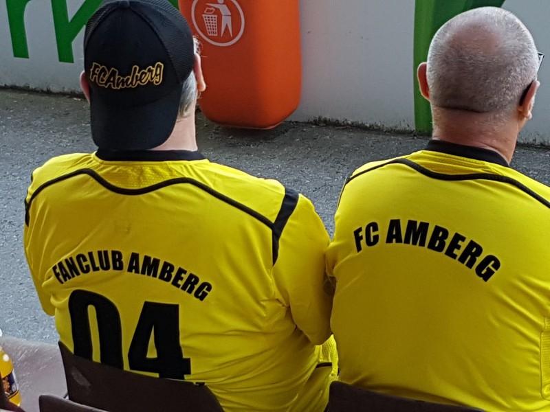 Am Sonntag den 11.08. tritt der FC Amberg in Hahnbach an. 18:00 Uhr