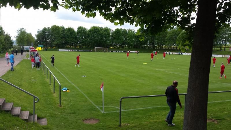 FC Amberg beendet mit einer 0:3 Niederlage in Aubstadt die Saison