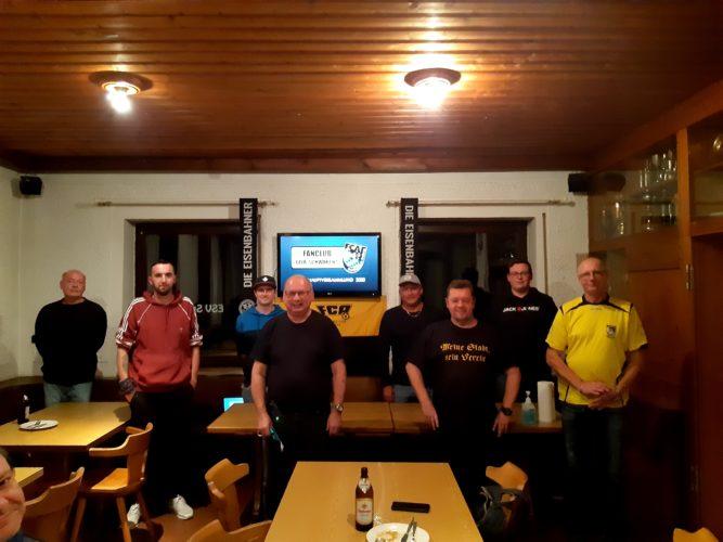 Jahreshauptversammlung 2020 Fanclub Gelb Schwarz 04