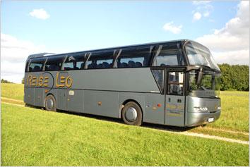 Der FC Amberg fährt am 7.8.21 mit dem Bus nach Passau